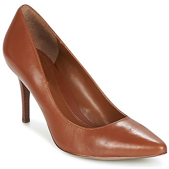 Topánky Ženy Lodičky Ralph Lauren REAVE Koňaková