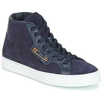 Topánky Muži Členkové tenisky John Galliano FAROM Námornícka modrá