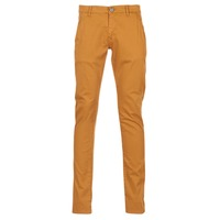 Oblečenie Muži Nohavice Chinos a Carrot Casual Attitude IHOCK Béžová
