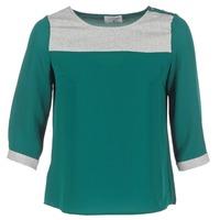 Oblečenie Ženy Blúzky Casual Attitude HELA Zelená