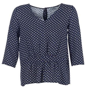 Oblečenie Ženy Blúzky Casual Attitude HOLA Námornícka modrá