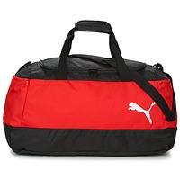 Tašky Športové tašky Puma PRO TRAINING II MEDIUM BAG čierna / červená