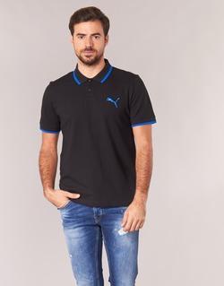 Oblečenie Muži Polokošele s krátkym rukávom Puma ACTIVE HERO POLO Čierna