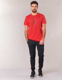 Oblečenie Muži Tepláky a vrchné oblečenie Puma SWEAT PANTS SLIM FL Čierna