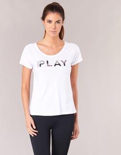 Oblečenie Ženy Tričká s krátkym rukávom Only Play LINDA Biela