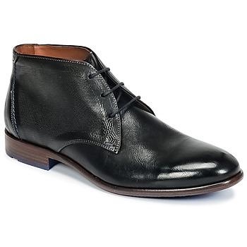 Topánky Muži Polokozačky Lloyd FIETE čierna