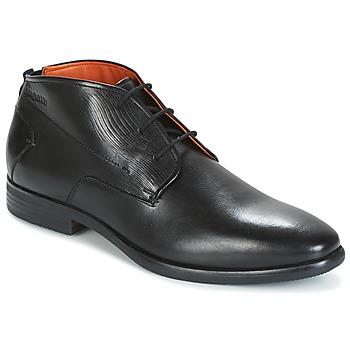 Topánky Muži Polokozačky Bugatti MERANE čierna