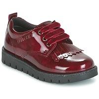 Topánky Dievčatá Derbie Pablosky LOLIPO Červená
