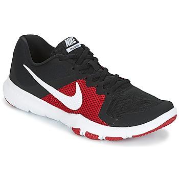 Topánky Muži Fitness Nike FLEX CONTROL čierna / červená