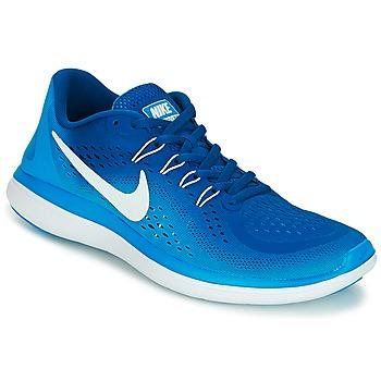Topánky Muži Bežecká a trailová obuv Nike FLEX 2017 RUN Modrá