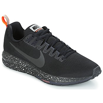 Topánky Muži Bežecká a trailová obuv Nike AIR ZOOM STRUCTURE 21 SHIELD čierna