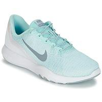 Topánky Ženy Fitness Nike FLEX TRAINER 7 REFLECT W Biela / Zelená