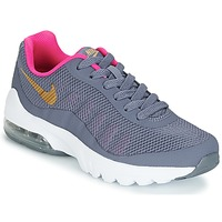 Topánky Dievčatá Nízke tenisky Nike AIR MAX INVIGOR GRADE SCHOOL Modrá / Ružová