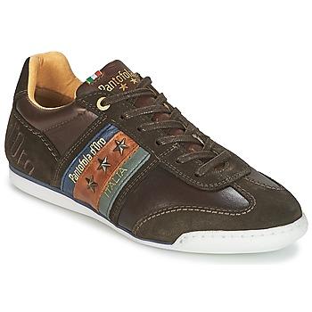 Topánky Muži Nízke tenisky Pantofola d'Oro IMOLA UOMO LOW Hnedá