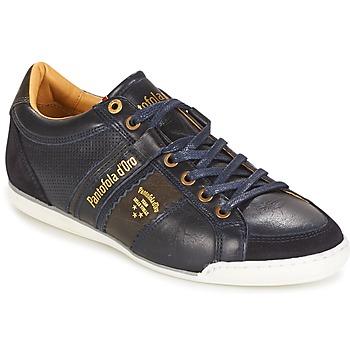 Topánky Muži Nízke tenisky Pantofola d'Oro SAVIO UOMO LOW Modrá