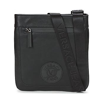 Tašky Muži Vrecúška a malé kabelky Versace Jeans ELOUI Čierna