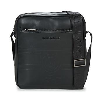 Tašky Muži Vrecúška a malé kabelky Versace Jeans ELOUHO čierna