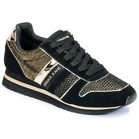 Topánky Ženy Nízke tenisky Versace Jeans LETRE čierna / Zlatá
