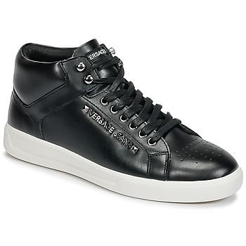 Topánky Muži Členkové tenisky Versace Jeans TERMI čierna