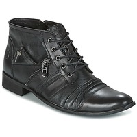 Topánky Muži Polokozačky Kdopa BALTIC čierna