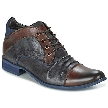 Topánky Muži Polokozačky Kdopa HELSINKI Hnedá / Modrá