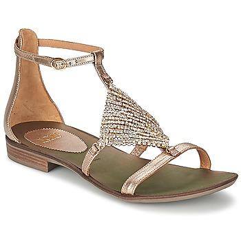 Topánky Ženy Sandále Now BRENTA šampanské