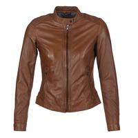 Oblečenie Ženy Kožené bundy a syntetické bundy Oakwood 62578 ťavia hnedá