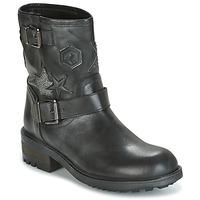 Topánky Ženy Polokozačky Meline SCARPA čierna