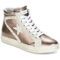 Topánky Ženy Členkové tenisky Meline POLARE Bronzová