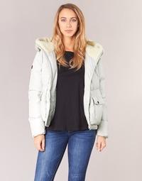 Oblečenie Ženy Vyteplené bundy Oxbow VRACE Slonia kosť