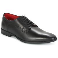 Topánky Muži Richelieu Base London PENNY Čierna