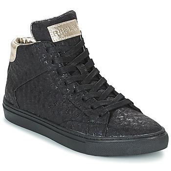 Topánky Ženy Členkové tenisky Replay HALL čierna