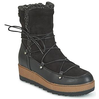 Topánky Ženy Obuv do snehu Refresh GLORIA Čierna