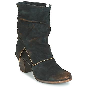 Topánky Ženy Čižmy do mesta Papucei JAYNA Čierna