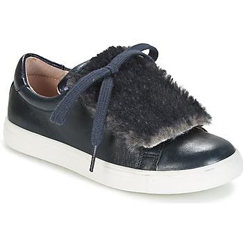 Topánky Dievčatá Nízke tenisky Acebo's ALBA Námornícka modrá