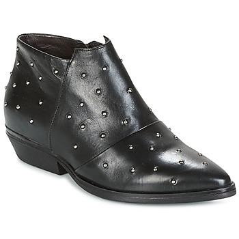 Topánky Ženy Nízke čižmy Mjus CHRISSIE STUD čierna