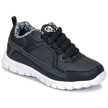 Topánky Chlapci Nízke tenisky Freegun FG VINO Čierna
