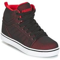 Topánky Chlapci Kolieskové topánky Heelys UPTOWN čierna / červená