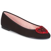 Topánky Ženy Čižmičky Pretty Ballerinas  Čierna