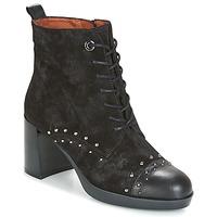 Topánky Ženy Čižmičky Hispanitas DREW 17 Čierna