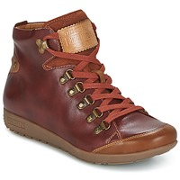 Topánky Ženy Členkové tenisky Pikolinos LISBOA W67 Hnedá