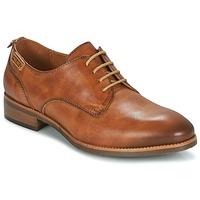 Topánky Ženy Derbie Pikolinos ROYAL W4D Béžová