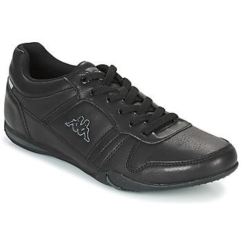 Topánky Muži Nízke tenisky Kappa PARHELIE čierna / šedá