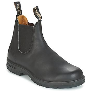 Topánky Polokozačky Blundstone COMFORT BOOT Čierna
