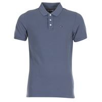 Oblečenie Muži Polokošele s krátkym rukávom Tommy Jeans THDM BASIC POLO S/S 1 Šedá