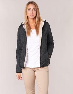 Oblečenie Ženy Vyteplené bundy Rip Curl SKOG JACKET Čierna