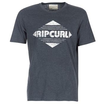 Oblečenie Muži Tričká s krátkym rukávom Rip Curl BIG MAMA DIAMOND Čierna