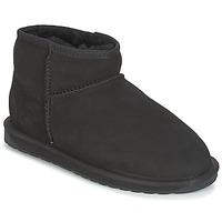 Topánky Ženy Polokozačky EMU STINGER MICRO Čierna