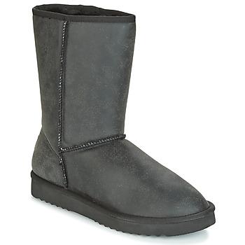 Topánky Ženy Čižmy do mesta Esprit UMA VINTAGE BOOTIE Čierna
