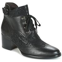 Topánky Ženy Čižmičky Mam'Zelle IMAZA čierna